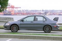 2005 Mitsubishi Lancer Evolution MR