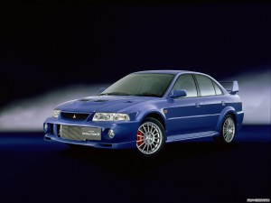 Mitsubishi Evolution VI Фото