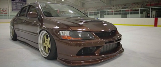 Mickey's Evo on Ice spec